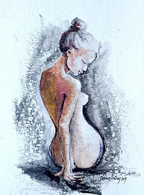 Torso  Original by Dorina  Costras