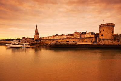 Tour De La Lanterne And Tour De La Print by Panoramic Images