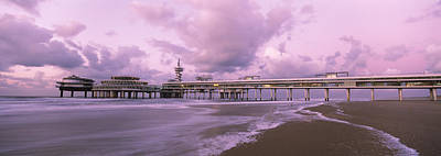 Tourist Resort At The Seaside Print by Panoramic Images