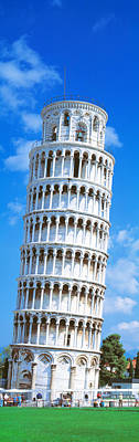 Tower Of Pisa, Tuscany, Italy Print by Panoramic Images