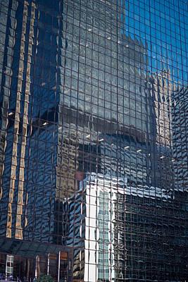 Tower Reflections Original by Steve Gadomski