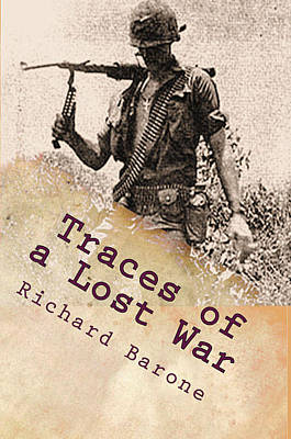 Infantryman Mixed Media - Traces Of A Lost War by Richard Barone