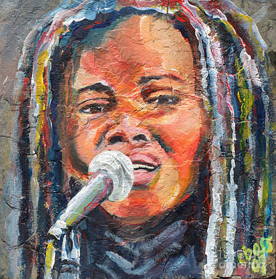 Tracy Chapman Original by Carol Boss