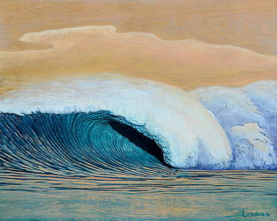 Trade Winds Print by Nathan Ledyard