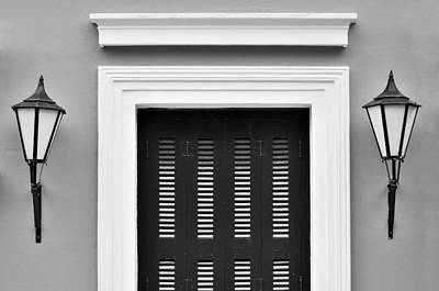 B Photograph - Traditional Architecture In Plaka by George Atsametakis