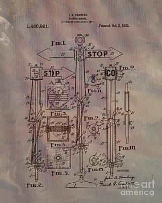 Traffic Signal Original by Steven Parker