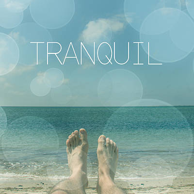 Tranquil  Print by Mark Ashkenazi