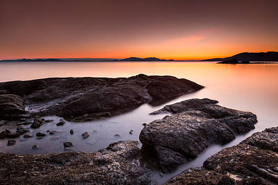 Rock Photograph - Tranquility by Alexis Birkill