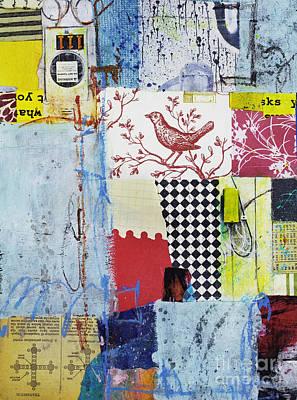 Transistor Harmony Print by Elena Nosyreva