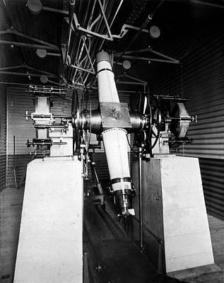 Mechanism Photograph - Transit Circle by Royal Astronomical Society