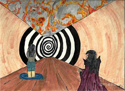 Transition Print by Angela Pelfrey