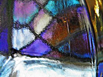 Transparency 2 Print by Sarah Loft