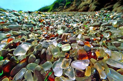Mendocino Photograph - Treasure Beach by Daniel Furon