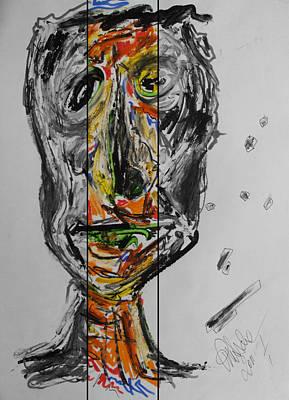 Tree Man 2011 Original by Sir Josef Social Critic - ART