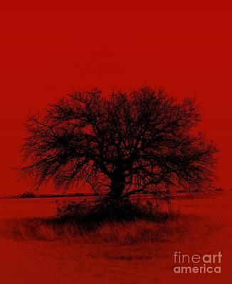 Kiss Breast Nipple Photograph - Tree Of Life - No.9188r by Joe Finney