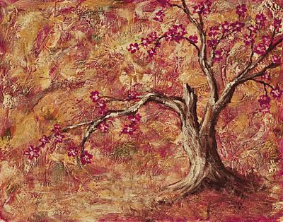 Tree Of Life Print by Darice Machel McGuire