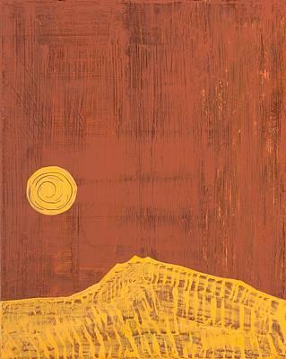Tres Orejas Original Painting Print by Sol Luckman