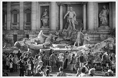 Trevi Fountain Original by Stefano Senise