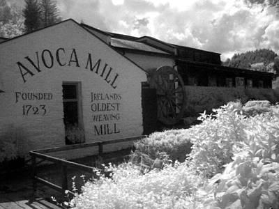 Trip To Avoca Ireland Original by Paulette Mortimer