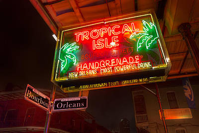 French Photograph - Tropical Isle Nola Style by Tim Stanley