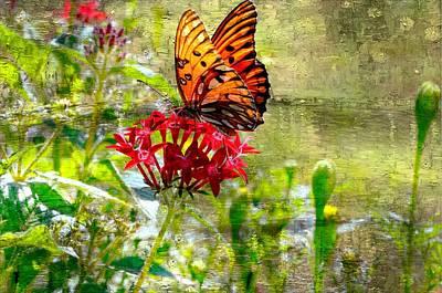 Painting - True Beauty........... by Tanya Tanski