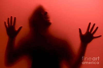Scream Photograph - True Blood by Diane Diederich