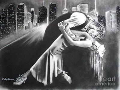 True Romance Print by Carla Carson