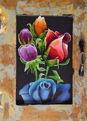 Tulip Door Original by Martin Schmidt