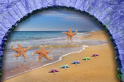 Celebrate Digital Art - Tunnel Vision  by Betsy Knapp
