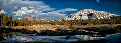Tuolumne Meadows Print by Cat Connor
