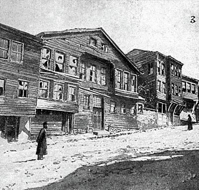 Dirt Roads Drawing - Turkey Armenian Massacre by Granger