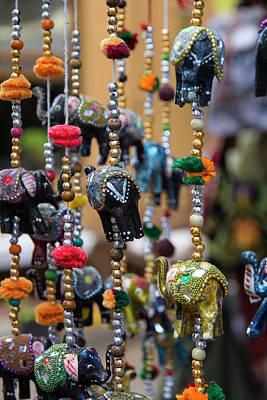 Bazaar Photograph - Turkey, Istanbul, Grand Bazaar by Emily Wilson