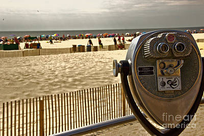 New Jersey Photograph - Turn To Clear Ocnj by Tom Gari Gallery-Three-Photography