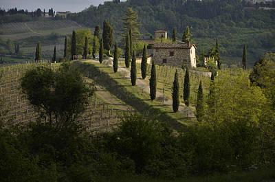 Tuscany Print by Gabriele Ciulli