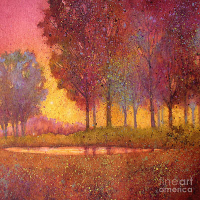 Twilight Magic Print by Wendy Westlake