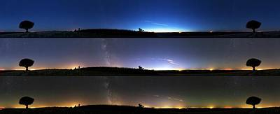 Twilight Sequence Print by Laurent Laveder