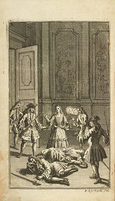 Eliza Photograph - Two Dead Bodies by British Library