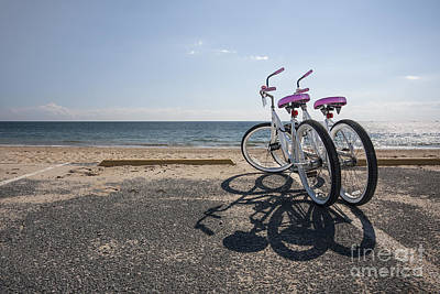 Provincetown Photograph - Two If By The Sea by Evelina Kremsdorf