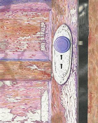 Two Keys? Print by Diana Hrabosky