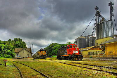Greensboro Photograph - Two Of Madisons Finest by Reid Callaway