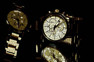 Two Watches Original by Toppart Sweden