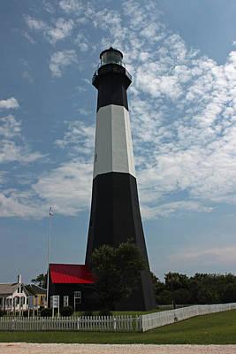 Tybee Island Lighthouse 2014 IIi Original by Suzanne Gaff