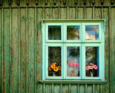 Ukraine Photograph - Ukraine Dacha by Brian Orlovich