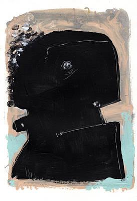 Mark M. Mellon Painting - Umbra No. 2 by Mark M  Mellon