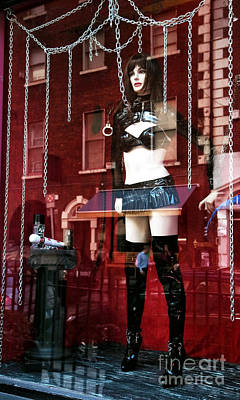 Toy Shop Photograph - Unchain Me by John Rizzuto