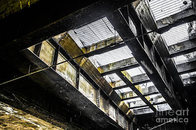 Decrepit Photograph - Under The Street by Diane Diederich