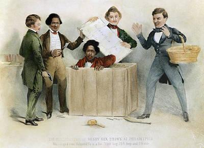 Underground Railroad, 1850 Print by Granger