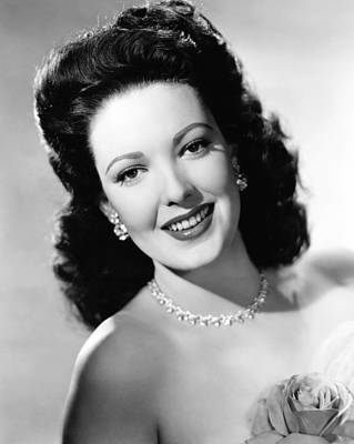 Sturges Photograph - Unfaithfully Yours, Linda Darnell by Everett