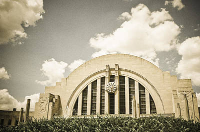 Cincinnati Photograph - Union Terminal 2 by Scott Meyer