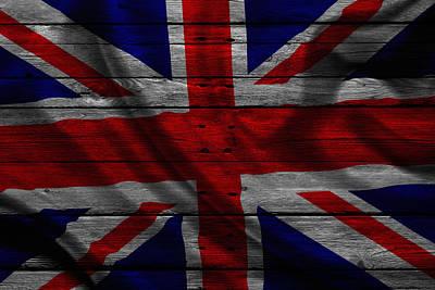 United Kingdom Print by Joe Hamilton